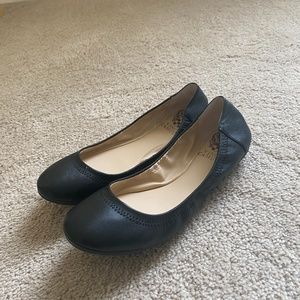 Vince Camuto Ballet Flats Black